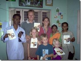 Hij leefde onder ons project in India3