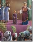 Joas kroning