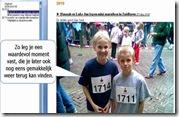 Dagboek: Hannah en Luke Jan lopen mini-marathon in Zuidlaren